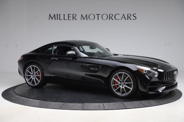 Used 2018 Mercedes-Benz AMG GT S for sale $103,900 at Alfa Romeo of Westport in Westport CT 06880 10