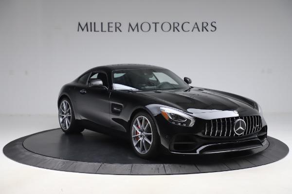 Used 2018 Mercedes-Benz AMG GT S for sale $103,900 at Alfa Romeo of Westport in Westport CT 06880 11