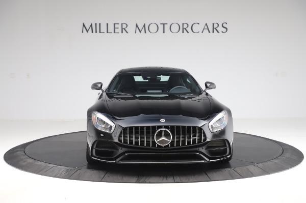 Used 2018 Mercedes-Benz AMG GT S for sale $103,900 at Alfa Romeo of Westport in Westport CT 06880 12