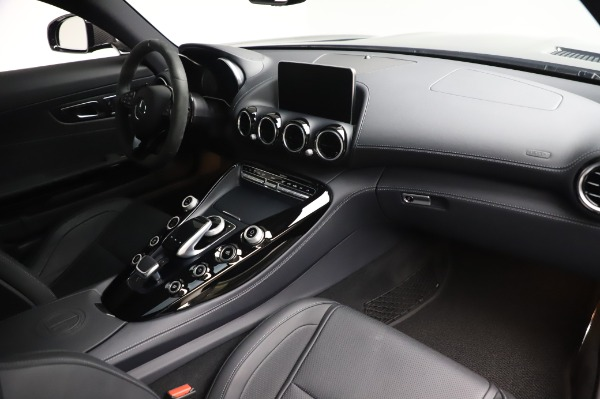 Used 2018 Mercedes-Benz AMG GT S for sale $103,900 at Alfa Romeo of Westport in Westport CT 06880 17