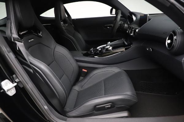 Used 2018 Mercedes-Benz AMG GT S for sale $103,900 at Alfa Romeo of Westport in Westport CT 06880 18