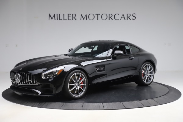Used 2018 Mercedes-Benz AMG GT S for sale $103,900 at Alfa Romeo of Westport in Westport CT 06880 2