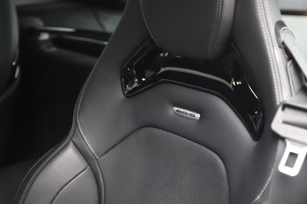 Used 2018 Mercedes-Benz AMG GT S for sale $103,900 at Alfa Romeo of Westport in Westport CT 06880 21