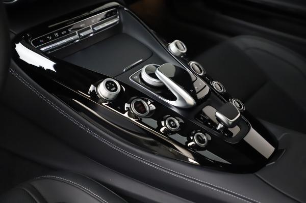 Used 2018 Mercedes-Benz AMG GT S for sale $103,900 at Alfa Romeo of Westport in Westport CT 06880 22