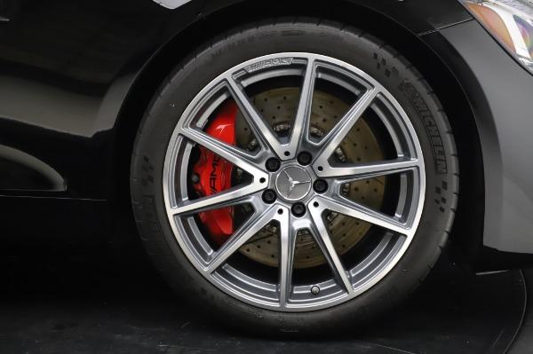 Used 2018 Mercedes-Benz AMG GT S for sale $103,900 at Alfa Romeo of Westport in Westport CT 06880 27
