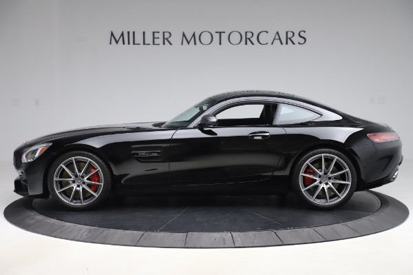 Used 2018 Mercedes-Benz AMG GT S for sale $103,900 at Alfa Romeo of Westport in Westport CT 06880 3