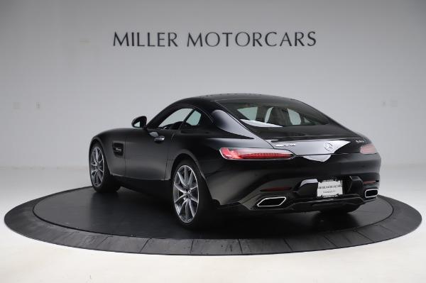 Used 2018 Mercedes-Benz AMG GT S for sale $103,900 at Alfa Romeo of Westport in Westport CT 06880 5
