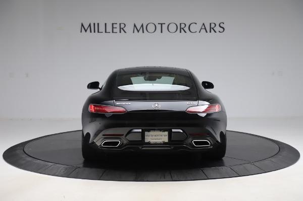 Used 2018 Mercedes-Benz AMG GT S for sale $103,900 at Alfa Romeo of Westport in Westport CT 06880 6