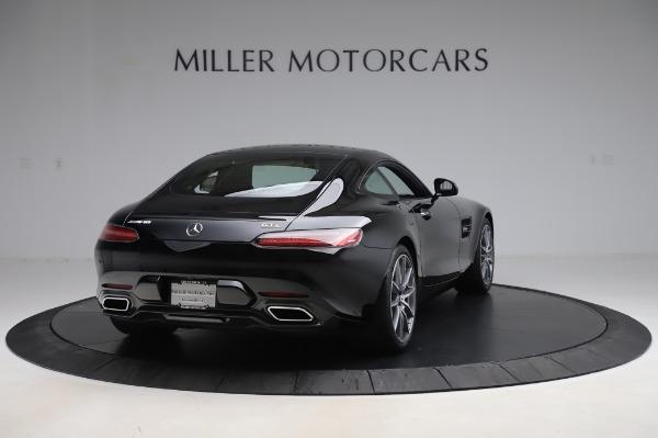 Used 2018 Mercedes-Benz AMG GT S for sale $103,900 at Alfa Romeo of Westport in Westport CT 06880 7
