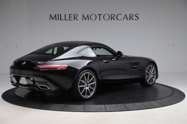 Used 2018 Mercedes-Benz AMG GT S for sale $103,900 at Alfa Romeo of Westport in Westport CT 06880 8
