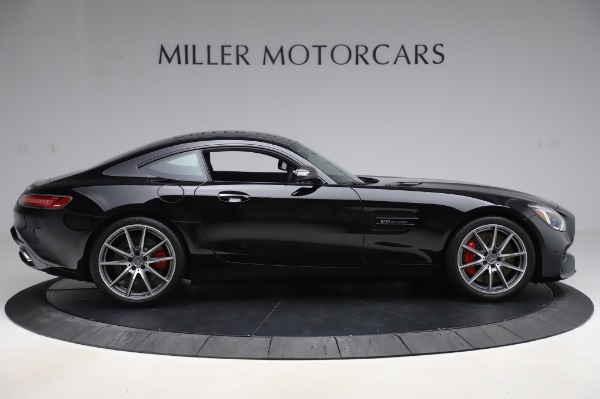 Used 2018 Mercedes-Benz AMG GT S for sale $103,900 at Alfa Romeo of Westport in Westport CT 06880 9