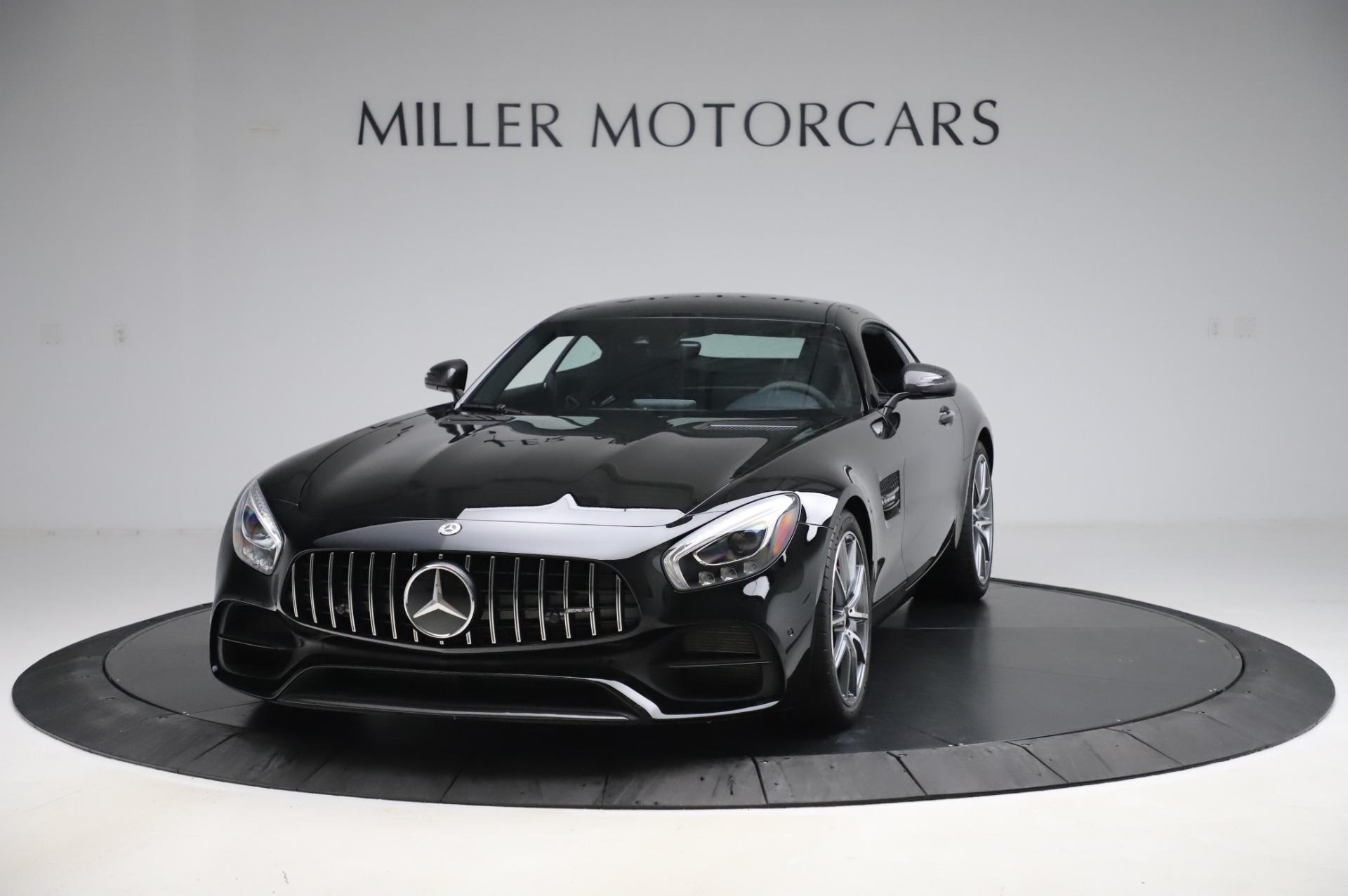 Used 2018 Mercedes-Benz AMG GT S for sale $103,900 at Alfa Romeo of Westport in Westport CT 06880 1