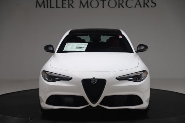 New 2020 Alfa Romeo Giulia Ti Sport Q4 for sale $46,495 at Alfa Romeo of Westport in Westport CT 06880 12