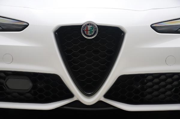 New 2020 Alfa Romeo Giulia Ti Sport Q4 for sale $46,495 at Alfa Romeo of Westport in Westport CT 06880 13