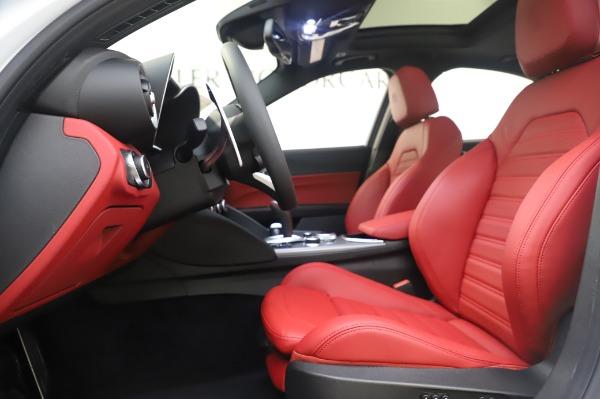 New 2020 Alfa Romeo Giulia Ti Sport Q4 for sale $46,495 at Alfa Romeo of Westport in Westport CT 06880 15