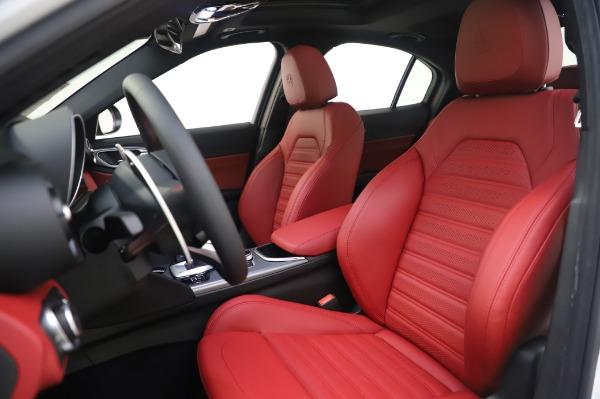 New 2020 Alfa Romeo Giulia Ti Sport Q4 for sale $46,495 at Alfa Romeo of Westport in Westport CT 06880 16