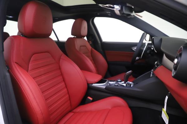 New 2020 Alfa Romeo Giulia Ti Sport Q4 for sale $46,495 at Alfa Romeo of Westport in Westport CT 06880 22