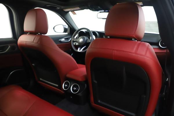 New 2020 Alfa Romeo Giulia Ti Sport Q4 for sale $46,495 at Alfa Romeo of Westport in Westport CT 06880 28