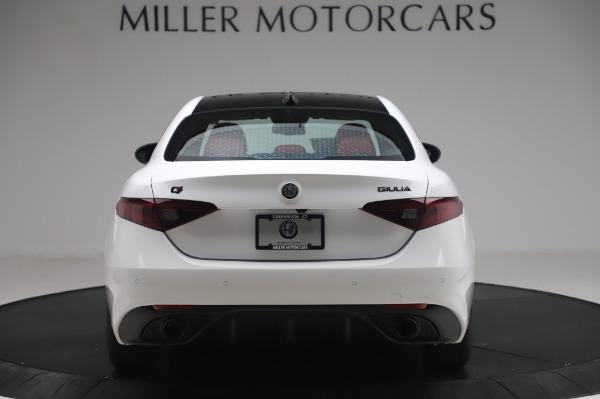 New 2020 Alfa Romeo Giulia Ti Sport Q4 for sale $46,495 at Alfa Romeo of Westport in Westport CT 06880 6
