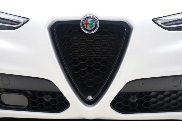 New 2020 Alfa Romeo Stelvio Ti Sport Q4 for sale $56,495 at Alfa Romeo of Westport in Westport CT 06880 13