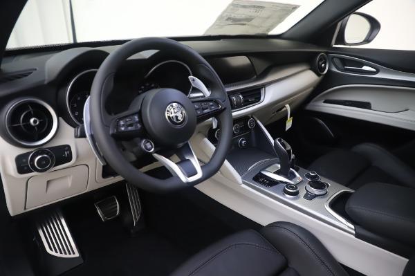 New 2020 Alfa Romeo Stelvio Ti Sport Q4 for sale $56,495 at Alfa Romeo of Westport in Westport CT 06880 17