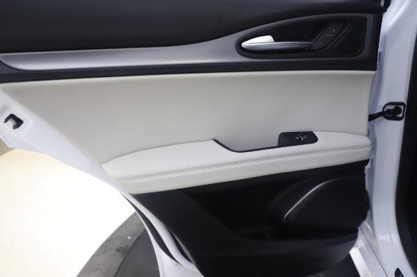 New 2020 Alfa Romeo Stelvio Ti Sport Q4 for sale $56,495 at Alfa Romeo of Westport in Westport CT 06880 22