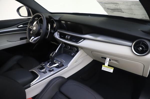 New 2020 Alfa Romeo Stelvio Ti Sport Q4 for sale $56,495 at Alfa Romeo of Westport in Westport CT 06880 25