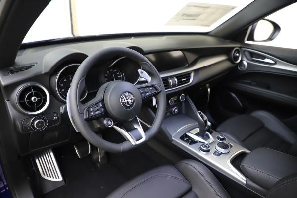 New 2020 Alfa Romeo Stelvio Ti Sport Q4 for sale $54,195 at Alfa Romeo of Westport in Westport CT 06880 14