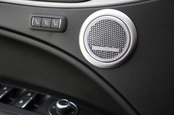 New 2020 Alfa Romeo Stelvio Ti Sport Q4 for sale $54,195 at Alfa Romeo of Westport in Westport CT 06880 15