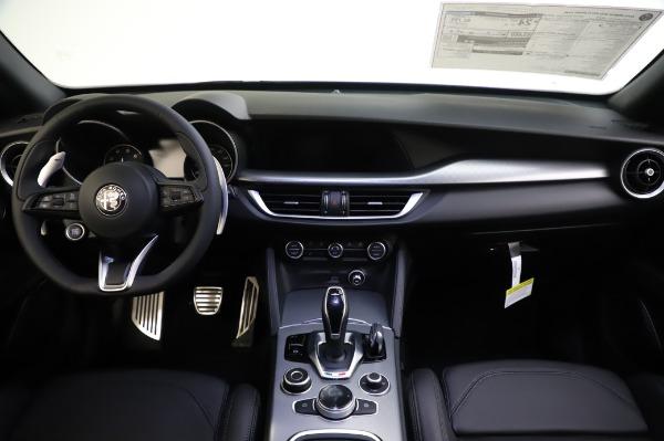 New 2020 Alfa Romeo Stelvio Ti Sport Q4 for sale $54,195 at Alfa Romeo of Westport in Westport CT 06880 18