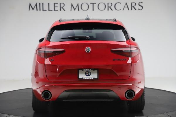 New 2020 Alfa Romeo Stelvio Ti Sport Q4 for sale $54,195 at Alfa Romeo of Westport in Westport CT 06880 4