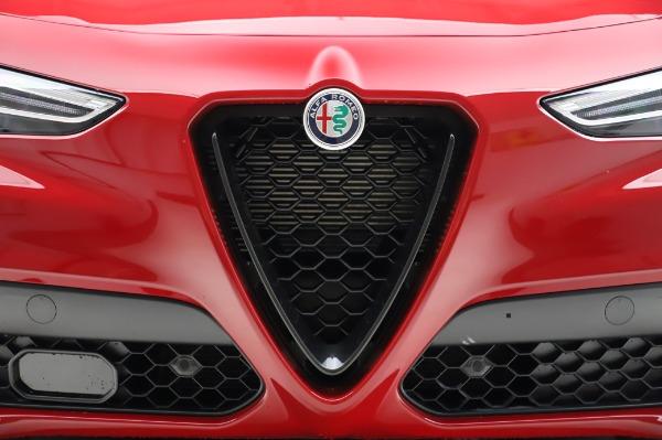 New 2020 Alfa Romeo Stelvio Ti Sport Q4 for sale $54,195 at Alfa Romeo of Westport in Westport CT 06880 7