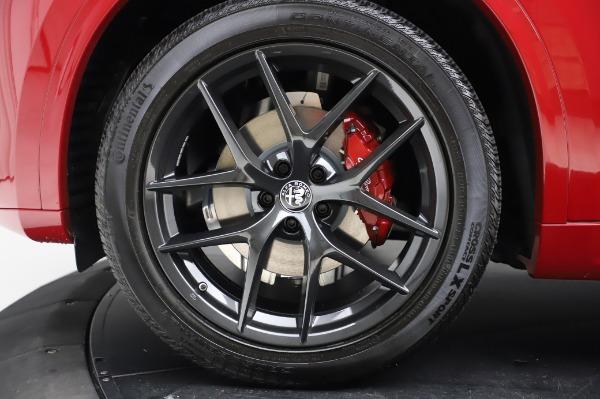 New 2020 Alfa Romeo Stelvio Ti Sport Q4 for sale $54,195 at Alfa Romeo of Westport in Westport CT 06880 8