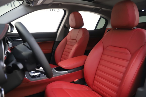 New 2020 Alfa Romeo Stelvio Ti Lusso Q4 for sale $54,145 at Alfa Romeo of Westport in Westport CT 06880 15