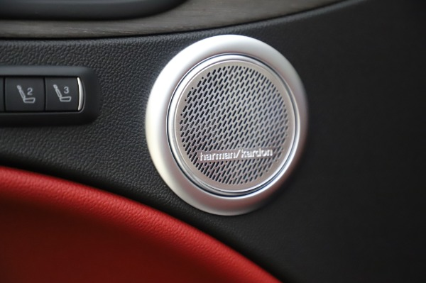 New 2020 Alfa Romeo Stelvio Ti Lusso Q4 for sale $54,145 at Alfa Romeo of Westport in Westport CT 06880 19
