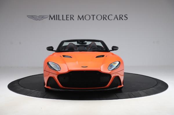 Used 2020 Aston Martin DBS Superleggera Volante for sale Sold at Alfa Romeo of Westport in Westport CT 06880 11