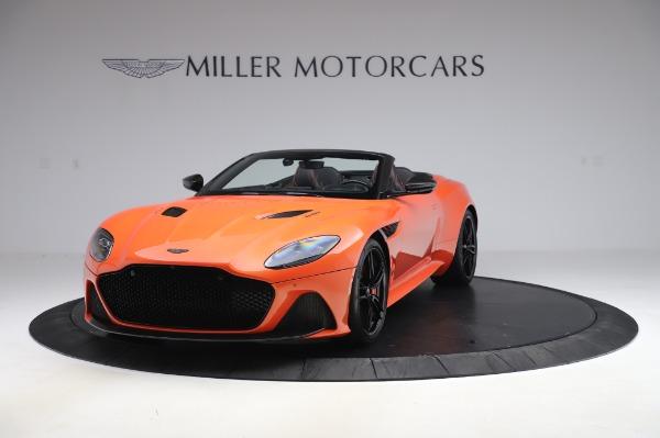 Used 2020 Aston Martin DBS Superleggera Volante for sale $339,800 at Alfa Romeo of Westport in Westport CT 06880 12