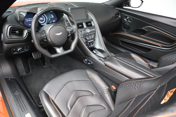Used 2020 Aston Martin DBS Superleggera Volante for sale Sold at Alfa Romeo of Westport in Westport CT 06880 13