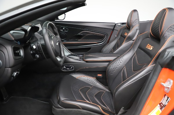 Used 2020 Aston Martin DBS Superleggera Volante for sale Sold at Alfa Romeo of Westport in Westport CT 06880 14