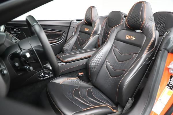 Used 2020 Aston Martin DBS Superleggera Volante for sale Sold at Alfa Romeo of Westport in Westport CT 06880 15