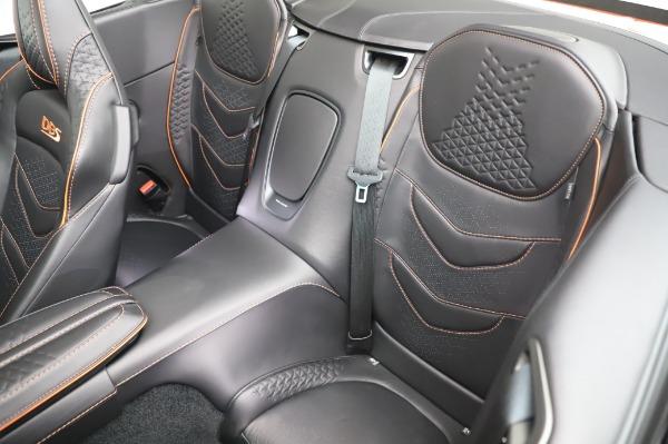 Used 2020 Aston Martin DBS Superleggera Volante for sale Sold at Alfa Romeo of Westport in Westport CT 06880 16