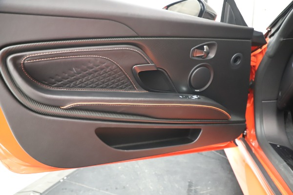 Used 2020 Aston Martin DBS Superleggera Volante for sale Sold at Alfa Romeo of Westport in Westport CT 06880 18