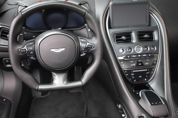 Used 2020 Aston Martin DBS Superleggera Volante for sale Sold at Alfa Romeo of Westport in Westport CT 06880 20
