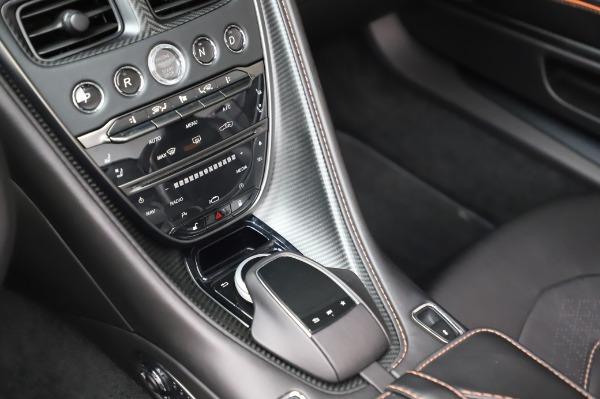 Used 2020 Aston Martin DBS Superleggera Volante for sale Sold at Alfa Romeo of Westport in Westport CT 06880 21