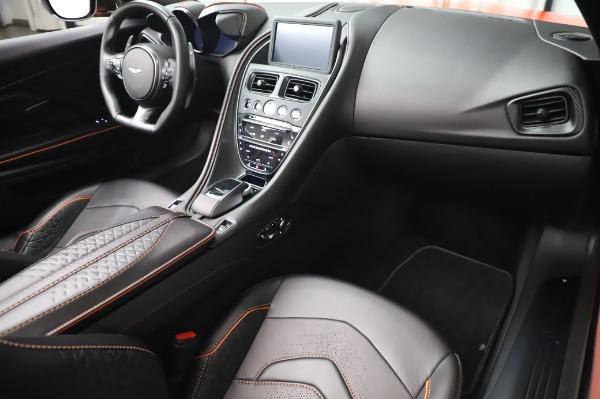 Used 2020 Aston Martin DBS Superleggera Volante for sale Sold at Alfa Romeo of Westport in Westport CT 06880 23