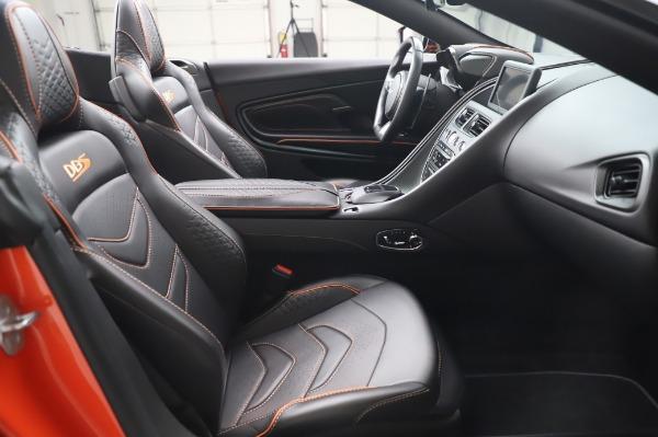 Used 2020 Aston Martin DBS Superleggera Volante for sale Sold at Alfa Romeo of Westport in Westport CT 06880 24