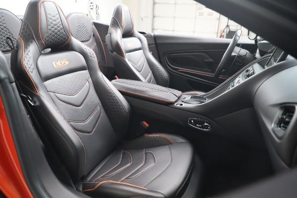 Used 2020 Aston Martin DBS Superleggera Volante for sale $339,800 at Alfa Romeo of Westport in Westport CT 06880 25