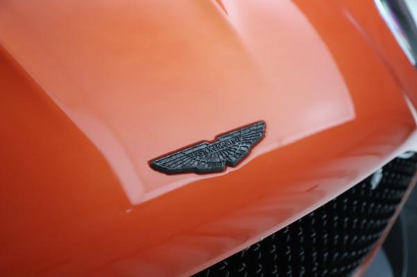 Used 2020 Aston Martin DBS Superleggera Volante for sale Sold at Alfa Romeo of Westport in Westport CT 06880 26
