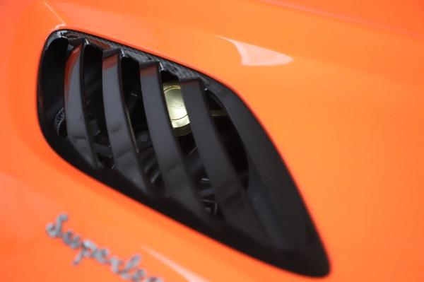 Used 2020 Aston Martin DBS Superleggera Volante for sale $339,800 at Alfa Romeo of Westport in Westport CT 06880 27