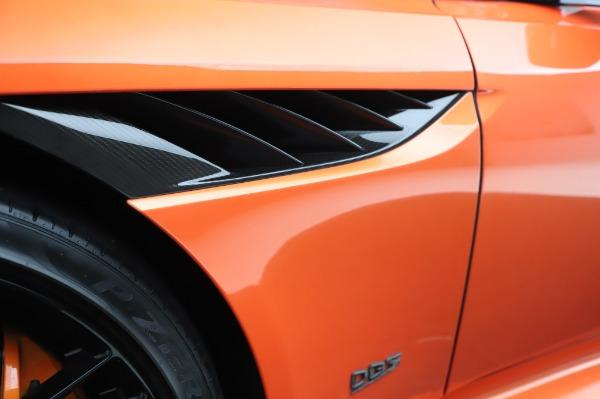 Used 2020 Aston Martin DBS Superleggera Volante for sale $339,800 at Alfa Romeo of Westport in Westport CT 06880 28